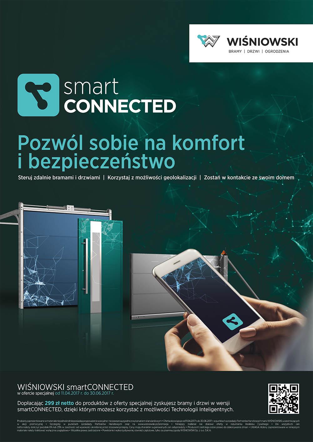promocja Wiśniowski smartConnected