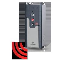 bezprzewodowy system transmisji sygnalu wsd