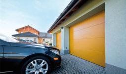 Bramy segmentowe garażowe - zdjęcia