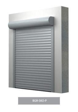 Systemy bram garażowych zwijanych