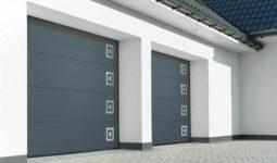 Bramy garażowe - zdjęcia